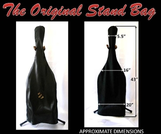 The Stand Bag - Satin